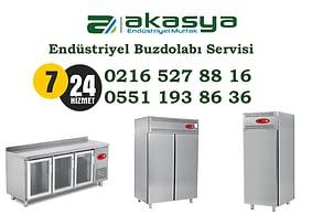 endustriyel buzdolabı servisi
