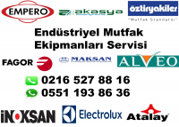 Ataşehir Inoksan Teknik Servis
