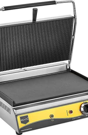 Remta Islak Hamburger Tost Makinası Elektrikli