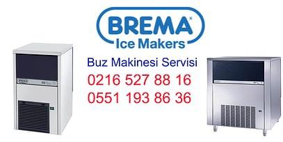 brema buz makinası servisi